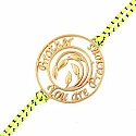 Gold Plated Brass 'Brother You Are Precious' Rakhi