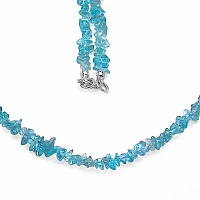 60.45CTW Apetite 47CM Long .925 Sterling Silver Beads Neckla