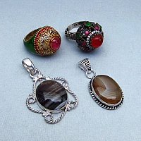 KLG Mega Combo Pack of 4 Unique Jewellery Pcs, MRP Rs. 4,590/-